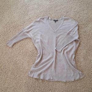 Eileen Fisher dolman pullover sweater linen